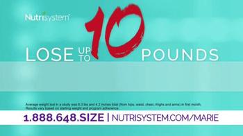 Nutrisystem Turbo10 TV Spot, 'It Happened' Ft. Marie Osmond, Dan Marino - Thumbnail 9