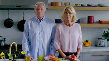 Amgen TV Spot, 'Breakaway from Heart Disease' Featuring Joe Montana - 8 commercial airings