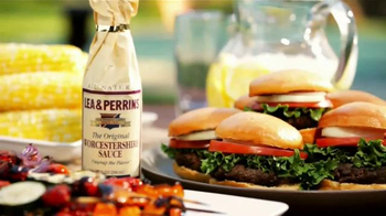 Lea & Perrins Worcestershire Sauce TV Spot, 'Food Network: Summer's Here' - Thumbnail 5