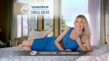 Viagra Single Packs TV Spot, 'Escape'
