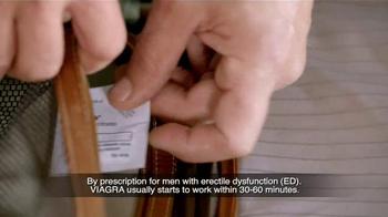 Viagra Single Packs TV Spot, 'Escape'