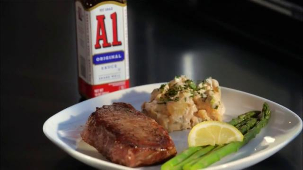A1 Steak Sauce TV Commercial, 'Food Network: Compound Butter'