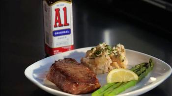 A1 Steak Sauce TV Spot, 'Food Network: Compound Butter'