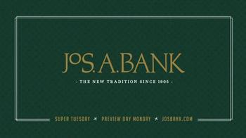 JoS. A. Bank Super Tuesday Sale TV Spot, 'Traveler Suits' - Thumbnail 5