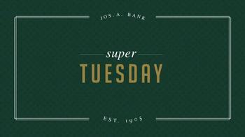 JoS. A. Bank Super Tuesday Sale TV Spot, 'Traveler Suits' - Thumbnail 1