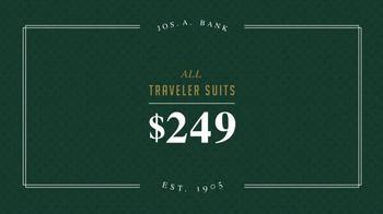 JoS. A. Bank Super Tuesday Sale TV Spot, 'Traveler Suits' - Thumbnail 2
