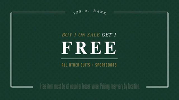 JoS. A. Bank Super Tuesday Sale TV Spot, 'Traveler Suits' - Thumbnail 3