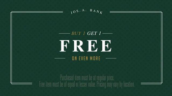 JoS. A. Bank Super Tuesday Sale TV Spot, 'Traveler Suits' - Thumbnail 4