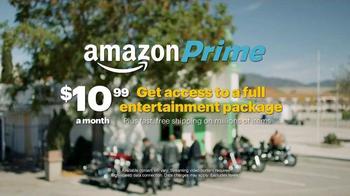 Sprint TV Spot, 'Biker: Amazon Prime' - Thumbnail 9
