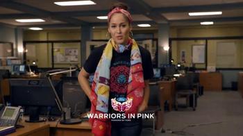 Ford Warriors in Pink TV Spot, 'FOX: Rosewood' Featuring Jaina Lee Ortiz - Thumbnail 1