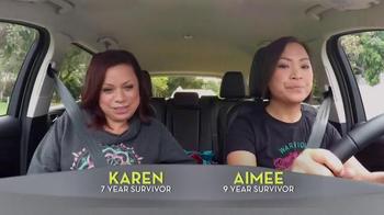 Ford Warriors in Pink TV Spot, 'FOX: Rosewood' Featuring Jaina Lee Ortiz - Thumbnail 2