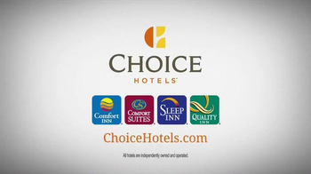 Choice Hotels TV Spot, 'Wedding Season' Song by The Clash - Thumbnail 10