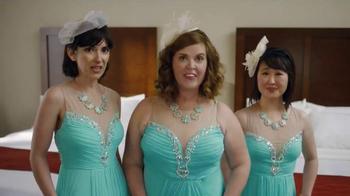 Choice Hotels TV Spot, 'Wedding Season' Song by The Clash - Thumbnail 4