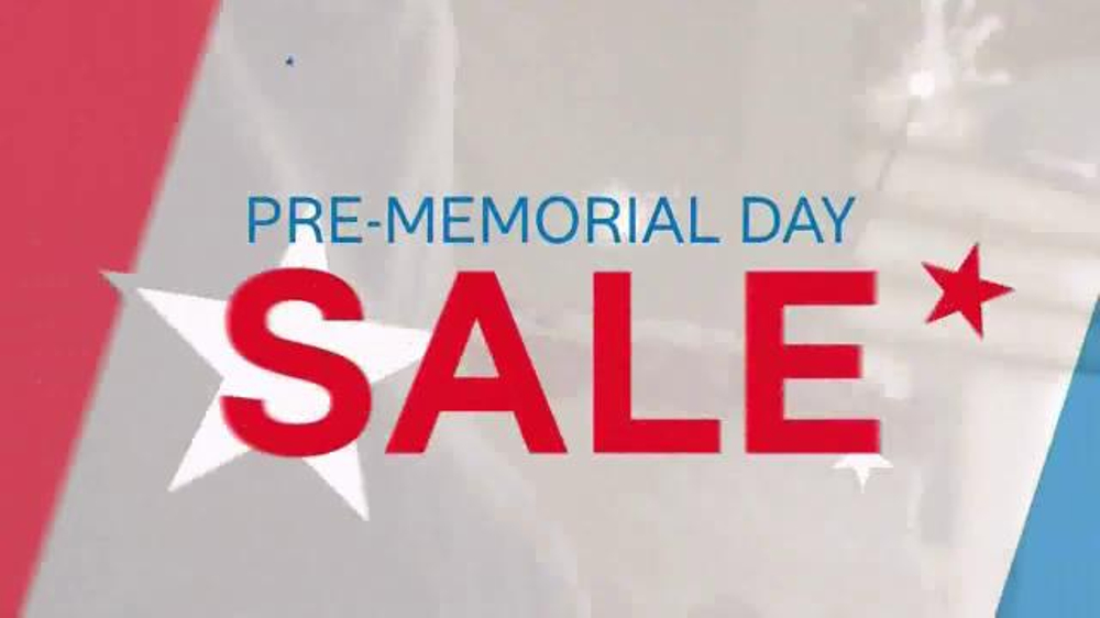 ashley furniture homestore pre memorial day sale tv commercial 39 bed and sofa 39. Black Bedroom Furniture Sets. Home Design Ideas