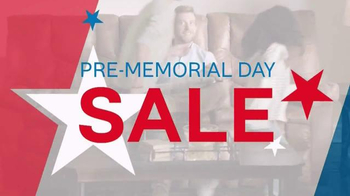 Ashley Furniture Homestore Pre-Memorial Day Sale TV Spot, 'Bed and Sofa' - Thumbnail 7