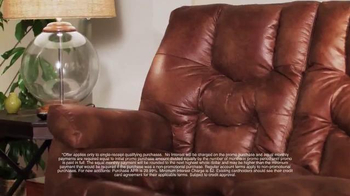 Ashley Furniture Homestore Pre-Memorial Day Sale TV Spot, 'Bed and Sofa' - Thumbnail 3