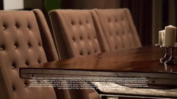 Ashley Furniture Homestore Pre-Memorial Day Sale TV Spot, 'Bed and Sofa' - Thumbnail 4