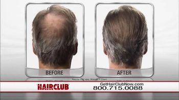 Hair Club Xtrands TV Spot, 'Dave's Results: Info Kit & DVD' Ft. Dave Nemeth