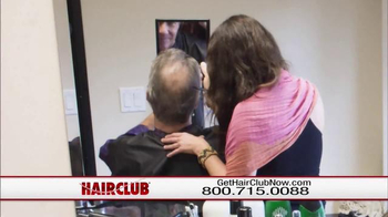 Hair Club Xtrands TV Spot, 'Dave's Results: Info Kit & DVD' Ft. Dave Nemeth - Thumbnail 1