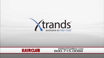 Hair Club Xtrands TV Spot, 'Dave's Results: Info Kit & DVD' Ft. Dave Nemeth - Thumbnail 3