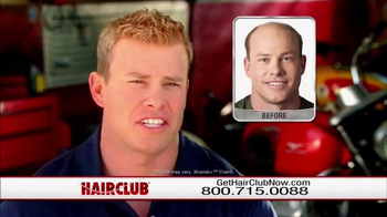 Hair Club Xtrands TV Spot, 'Dave's Results: Info Kit & DVD' Ft. Dave Nemeth - Thumbnail 4