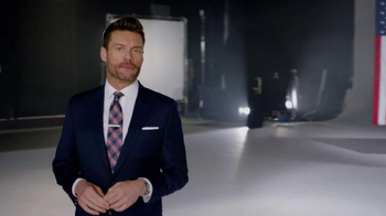 Macy's Got Your Six Weekend TV Spot, 'Veterans' Featuring Ryan Seacrest - Thumbnail 5