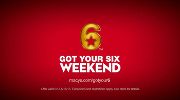 Macy's Got Your Six Weekend TV Spot, 'Veterans' Featuring Ryan Seacrest - Thumbnail 8