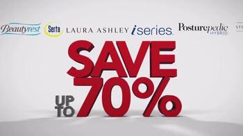 Sleepy's Super Saturday Sale TV Spot, 'Save on Name Brands' - Thumbnail 4