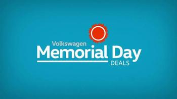 Volkswagen Memorial Day Deals TV Spot, 'Ball Rolling' Song by Saint Motel - Thumbnail 1