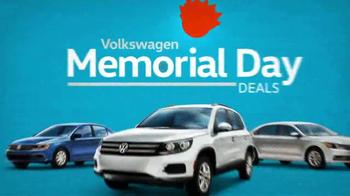 Volkswagen Memorial Day Deals TV Spot, 'Ball Rolling' Song by Saint Motel - Thumbnail 8