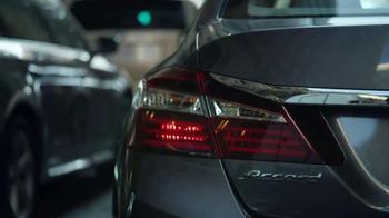 2016 Honda Accord LX TV Spot, 'Today's Hectic World' - Thumbnail 5