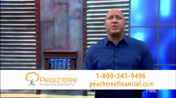 Peachtree Financial TV Spot, 'Steve Wilkos: Settlement Payments'