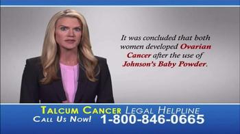 Langdon & Emison Attorneys at Law TV Spot, 'Talcum Powder' - Thumbnail 4