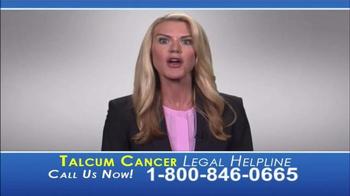 Langdon & Emison Attorneys at Law TV Spot, 'Talcum Powder' - Thumbnail 8
