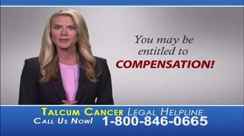 Langdon & Emison Attorneys at Law TV Spot, 'Talcum Powder' - Thumbnail 9
