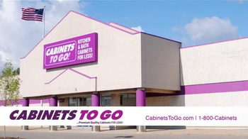 Cabinets To Go May Sale TV Spot, 'Save Thousands on Your Dream Kitchen!' - Thumbnail 8