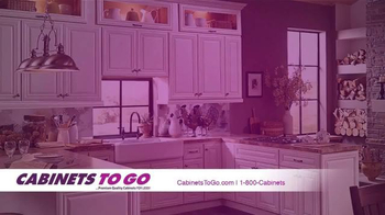 Cabinets To Go May Sale TV Spot, 'Save Thousands on Your Dream Kitchen!' - Thumbnail 1