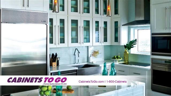 Cabinets To Go May Sale TV Spot, 'Save Thousands on Your Dream Kitchen!' - Thumbnail 3
