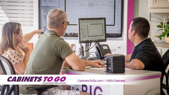 Cabinets To Go May Sale TV Spot, 'Save Thousands on Your Dream Kitchen!' - Thumbnail 7