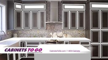 Cabinets To Go May Sale TV Spot, 'Save Thousands on Your Dream Kitchen!' - 11 commercial airings