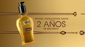 Suave Professionals Coconut Oil Infusion TV Spot, 'Reparación' [Spanish] - Thumbnail 8