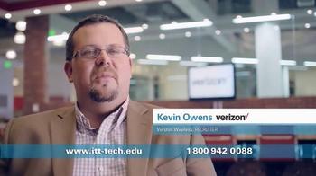 ITT Technical Institute TV Spot, 'Verizon Wireless' - Thumbnail 4