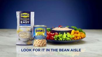 Bush's Best Hummus Made Easy TV Spot, 'Hummus at Home' - Thumbnail 9