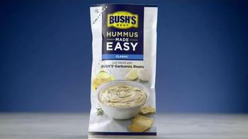Bush's Best Hummus Made Easy TV Spot, 'Hummus at Home' - Thumbnail 2