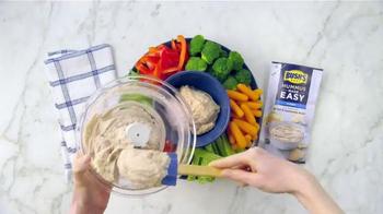Bush's Best Hummus Made Easy TV Spot, 'Hummus at Home' - Thumbnail 6