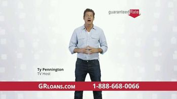 Guaranteed Rate TV Spot, 'Shop Around' Featuring Ty Pennington - 509 commercial airings