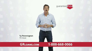 Guaranteed Rate TV Spot, 'Shop Around' Featuring Ty Pennington