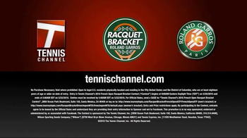 TennisChannel.com TV Spot, 'Racquet Bracket' - Thumbnail 8
