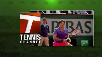 TennisChannel.com TV Spot, 'Racquet Bracket' - Thumbnail 3