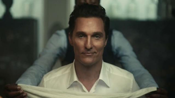 2017 Lincoln MKZ TV Spot, 'Shave' Featuring Matthew McConaughey - Thumbnail 8